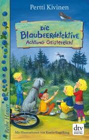 Die Blaubeerdetektive (2), Achtung Geisterelch!