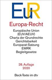 Europa-Recht/EuR