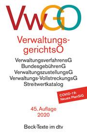 Verwaltungsgerichtsordnung, Verwaltungsverfahrensgesetz/VwGO