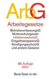 Arbeitsgesetze, ArbG