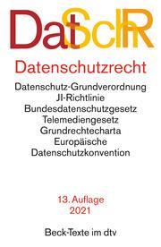 Datenschutzrecht - Cover