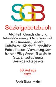 Sozialgesetzbuch mit Sozialgerichtsgesetz