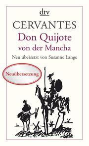 Don Quijote von der Mancha - Cover