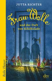 Frau Wolle und der Duft von Schokolade - Cover