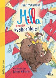 Milla und der Nashornbus - Cover