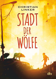 Stadt der Wölfe - Cover