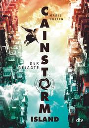 Cainstorm Island - Der Gejagte - Cover