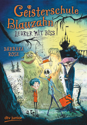 Geisterschule Blauzahn - Lehrer mit Biss