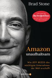 Amazon unaufhaltsam - Cover