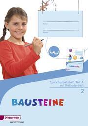 BAUSTEINE Spracharbeitshefte - Ausgabe 2015