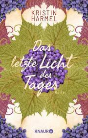 Das letzte Licht des Tages - Cover