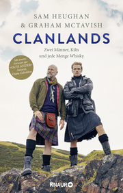 Clanlands - Cover