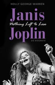 Janis Joplin - Nothing Left to Lose