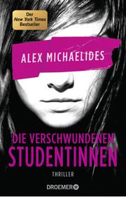 Die verschwundenen Studentinnen - Cover