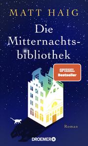 Die Mitternachtsbibliothek - Cover