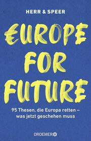 Europe for Future - Cover