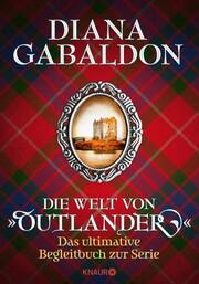 Die Welt von 'Outlander' - Cover