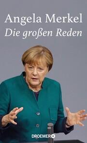 Angela Merkel, Die großen Reden