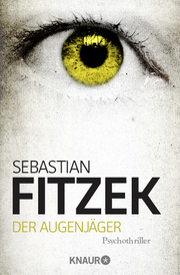 Der Augenjäger - Cover