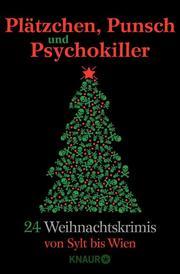 Plätzchen, Punsch und Psychokiller - Cover