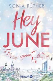Hey June - Cover