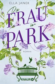 Die Frau im Park - Cover