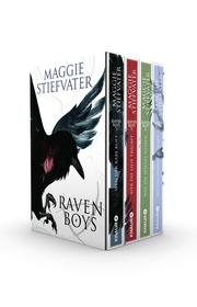 Die Raven-Boys-Reihe