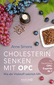 Cholesterin senken mit OPC