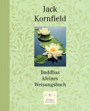 Buddhas kleines Weisungsbuch - Cover
