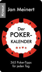 Der Poker-Kalender