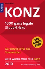 Der große Konz - 1000 ganz legale Steuertricks