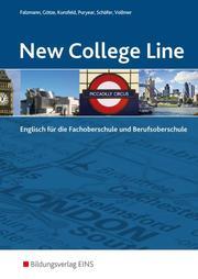 New College Line - Englisch für die Fachoberschule und die Berufsoberschule