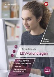 Arbeitsbuch EDV-Grundlagen - Windows 10 und MS-Office 2019