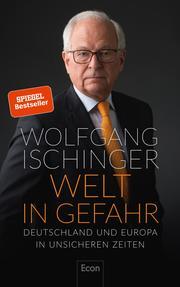 Welt in Gefahr - Cover