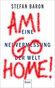 Ami go home! - Cover