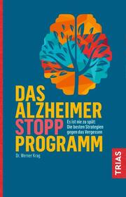 Das Alzheimer-Stopp-Programm - Cover