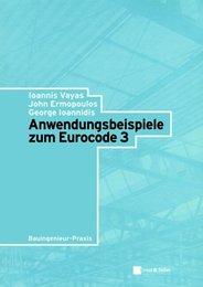 Anwendungsbeispiele zum Eurocode 3