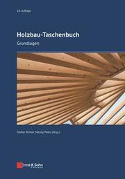 Holzbau-Taschenbuch - Cover