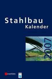 Stahlbau-Kalender 2007