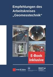 Empfehlungen des Arbeitskreises 'Geomesstechnik'