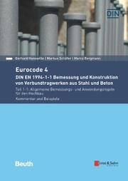 Eurocode 4 DIN EN 1994-1-1 Bemessung und Konstruktion von Verbundtragwerken aus Stahl und Beton