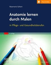 Anatomie lernen durch Malen