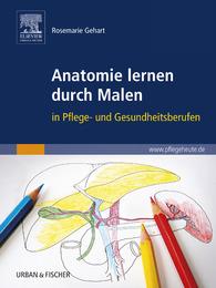 Anatomie lernen durch Malen eBook