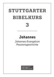 Johannes - Cover