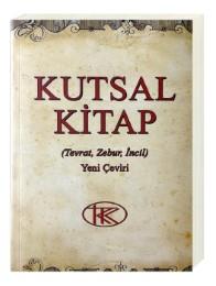 Kutsal Kitap - Bibel Türkisch