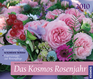 Das Kosmos Rosenjahr