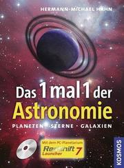 Das 1 mal 1 der Astronomie