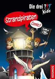 Die drei ??? Kids - Strandpiraten Comic!