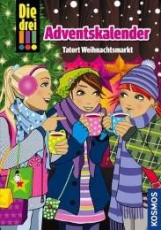 Die drei Ausrufezeichen Adventskalender - Tatort Weihnachtsmarkt
