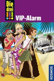 Die drei !!!, 18, VIP-Alarm (drei Ausrufezeichen)
